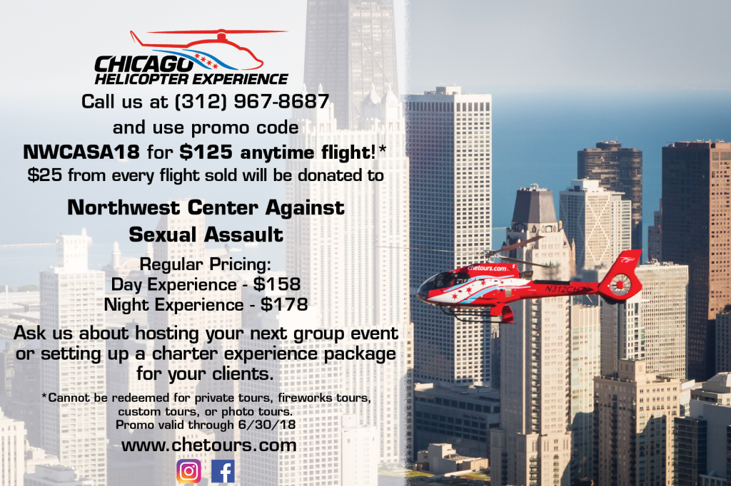 Chicago Helicopter Experience